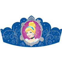 Cinderella Tiaras 8ct