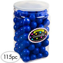 Royal Blue Gumballs 34oz