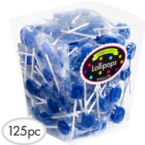 Royal Blue Lollipops 26oz