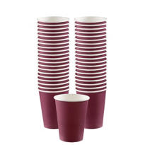 Berry Paper Coffee Cups 40ct