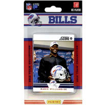 Bills Team Cards