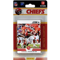 Chiefs Team Cards