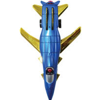 Pull Back Renegade Jet Pen