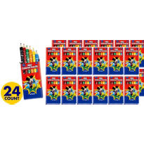 Mickey Mouse Colored Pencils 24ct