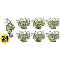 Toy Story Keychains 24ct