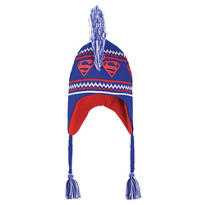 Superman Mowhawk Peruvian Hat