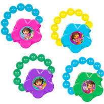 Dora the Explorer Lip Gloss Bracelets 4ct