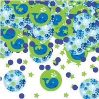 Ocean Preppy Confetti