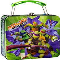 Teenage Mutant Ninja Turtles Mini Lunch Box