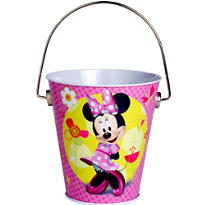 Minnie Mouse Metal Pail