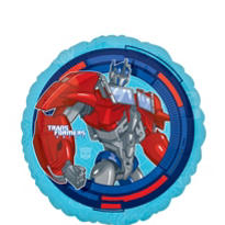 Foil Transformers Balloon 18in