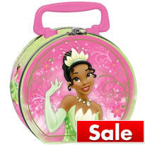 Princess and the Frog Tin Box