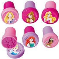 Disney Princess Stamps 6ct