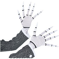 Adult Jack Skellington Gloves