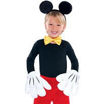 Child Mickey Mouse Accessory Kit Deluxe