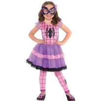 Child Spider-Girl Tutu Dress