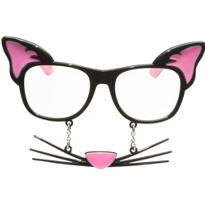 Kitty Cat Glasses