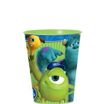 Monsters University Favor Cup