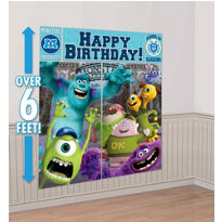 Monsters University Scene Setter 5pc