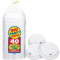 Coffee Cup Lids 40ct