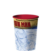 Iron Man Favor Cup 16oz