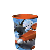 Colorful Planes Favor Cup