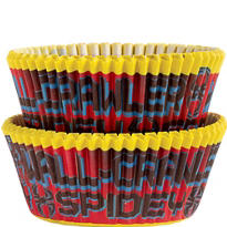 Ultimate Spider-Man Baking Cups 50ct