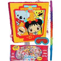Pull String Ni Hao Kai Lan Pinata Kit