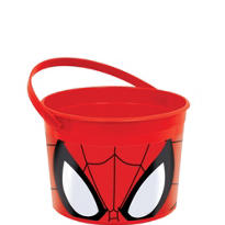 Spiderman Favor Container