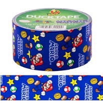 Super Mario Duck Tape
