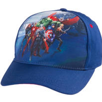 Child Blue Avengers Baseball Hat