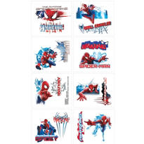 Amazing Spider-Man Tattoos 2 Sheets