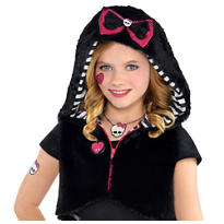 Monster High Fur Hoodie