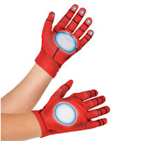 Child Iron Man Gloves