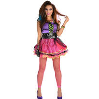 80s Pop Star Dress