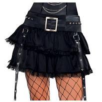 Adult Gothic Romance Skirt