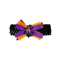 Witch Hat Ribbon Head Wrap