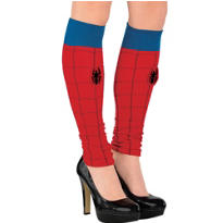 Spider-Girl Leg Warmers