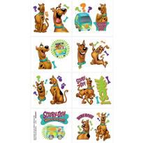 Scooby-Doo Tattoos 1 Sheet