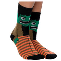 Frankenstein Crew Socks