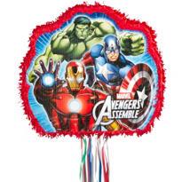 Pull String Avengers Pinata