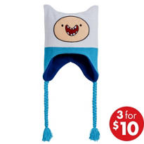 Finn Adventure Time Peruvian Hat