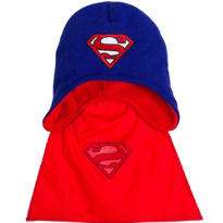 Child Superman Peruvian Hat