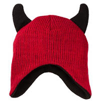 Child Devil Peruvian Hat