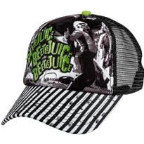 Beetlejuice Trucker Hat