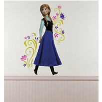 Frozen Anna Wall Decals