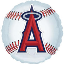 Los Angeles Angels Balloon - Baseball