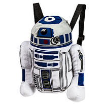 R2-D2 Plush Backpack - Star Wars