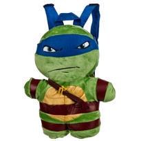 Leonardo Plush Backpack - Teenage Mutant Ninja Turtles