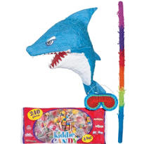 Shark Pinata Kit